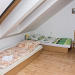 Ubytovanie v súkromí - Gelnica - Podkrovná izba - accomodation